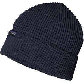 Patagonia Fishermans Rolled Beanie Navy Blue